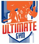 logo siłowni ultimate gym kielce