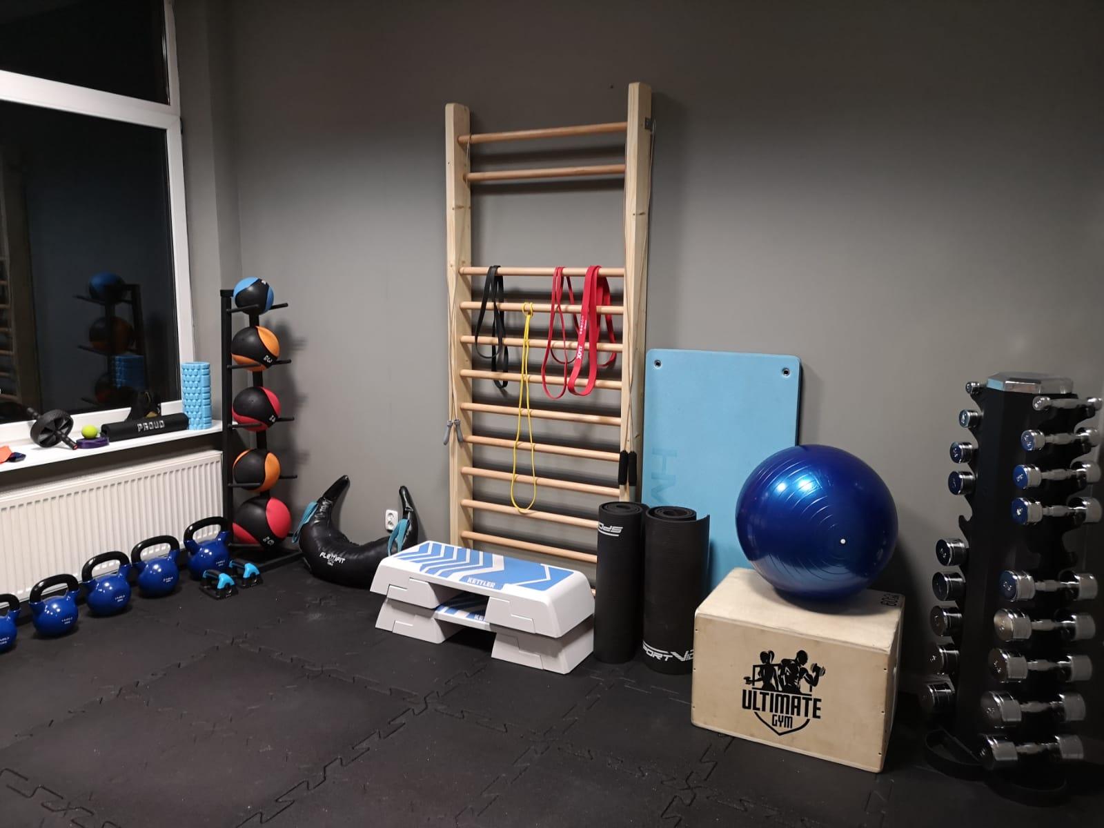 Sala do treningu personalnego