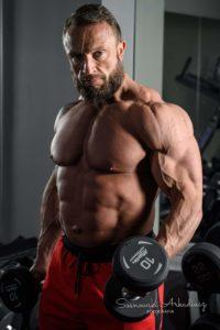 Karol Krzemiński Właściciel Ultimate Gym